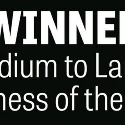 Dawleys win Medium to Large Business of the Year 2018