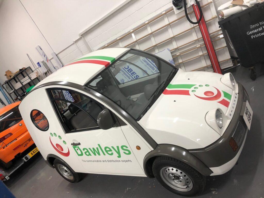 Dawleys Van
