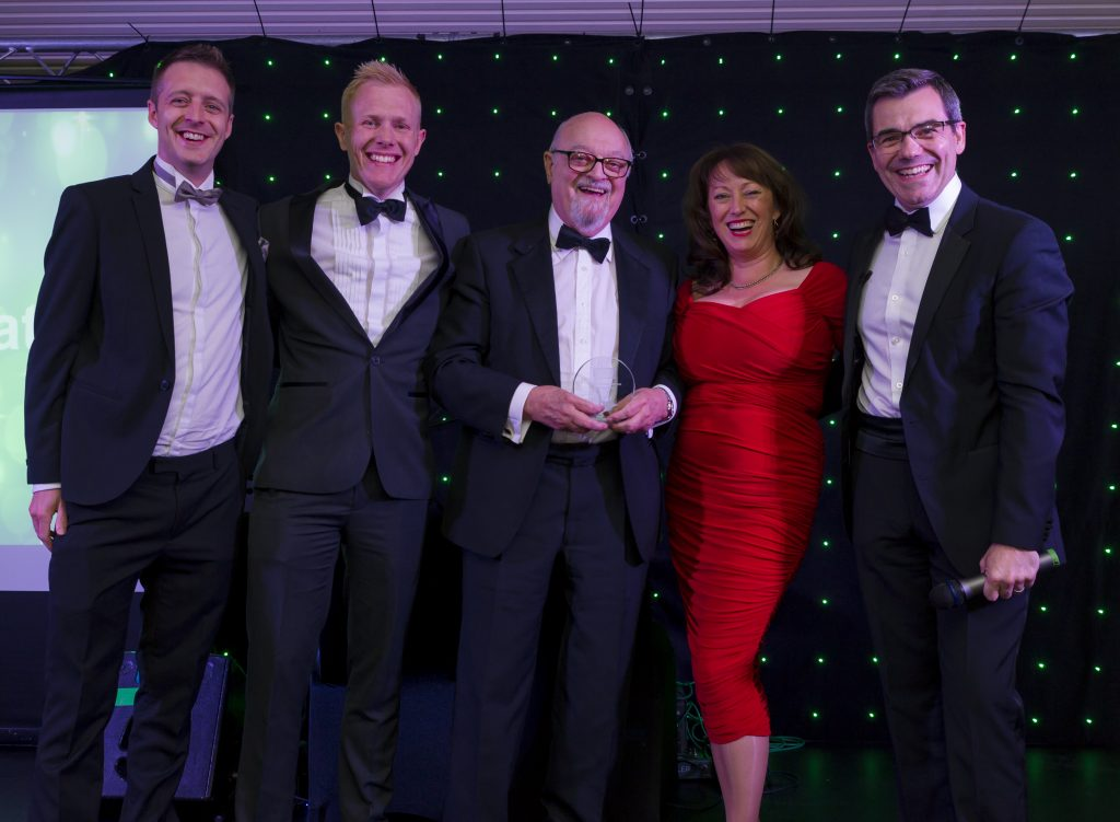 Dawleys win Medium to Large Business of the Year