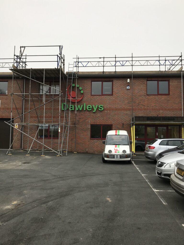 Dawleys Solar Installation