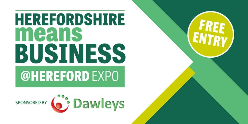 Hereford Means Business Expo 9 May 2019