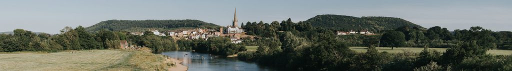 Beautiful Ross-On-Wye
