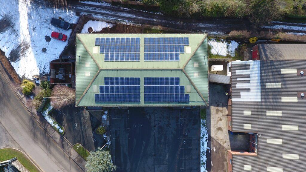 Dawleys Solar Panels